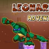 Aventura de Tortuga Ninja Leonardo