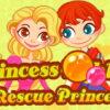 La Princesa Burbujas Rescata al Príncipe