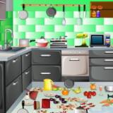 Limpiar la Cocina de Mamá