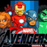 Los Vengadores Skrull Takedown