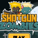 Shotgun vs Zombis