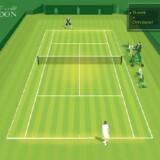 Tenis Centre Court