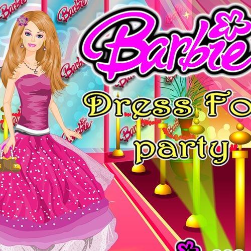 Vestir A Barbie Para La Gran Fiesta
