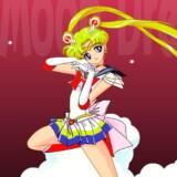 Vestir a Serena de Sailor Moon