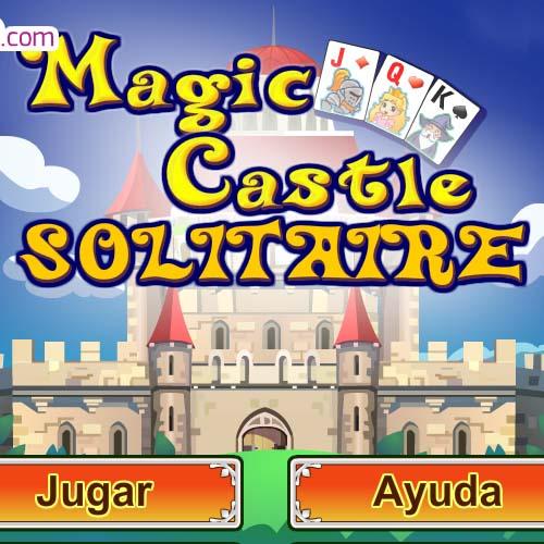cartas solitario castillo magico