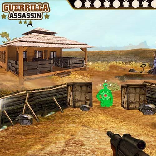 Juego Guerrilla Asesina