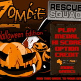 zombie rescue squad halloween edition