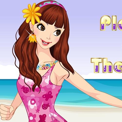 vestirse para la playa
