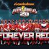 20th Aniversario de Power Rangers: Siempre Rojo