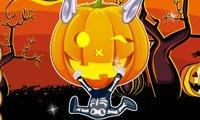 decora la calabaza para halloween