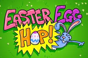hop y los huevo de pascua