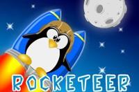 Pinguino Rocketeer