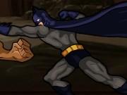 batman defiende ciudad gotica