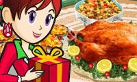 cocina con sara cena de navidad