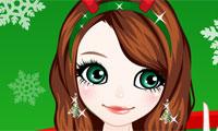 maquillate para navidad