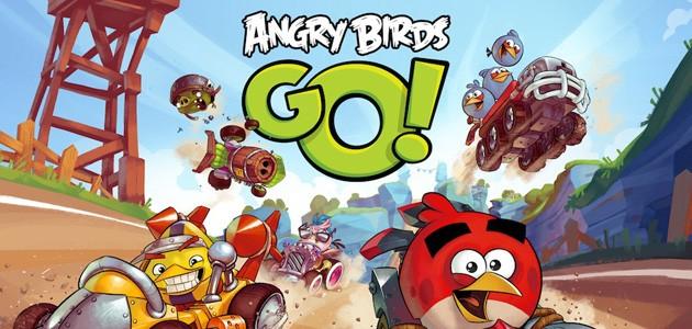 angry birds go en la vida real