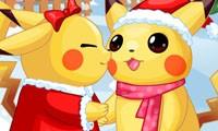 pareja pikachu beandose