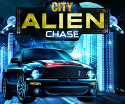 city alien chase