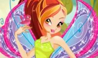 la hermosa princesa de las hadas