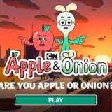 Test Eres Manzana o Cebollín