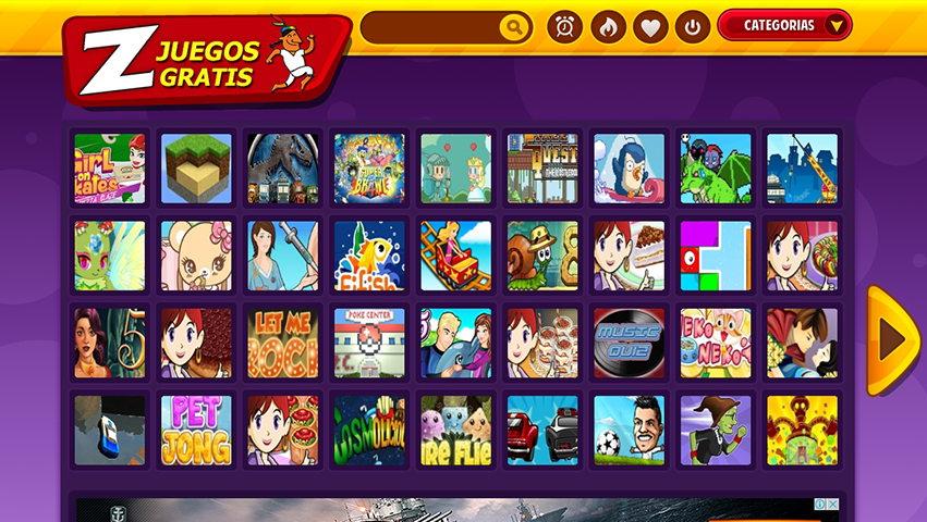 Juegos Gratis Para Jugar Online En Z Juegos Gratis