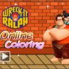Colorear Online a Ralph