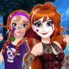 Maquillaje de Princesa de Halloween