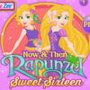 Antes y Después: Rapunzel cumple 15 años