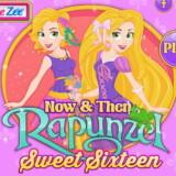 Antes y Después Rapunzel cumple 15 años