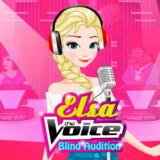 Elsa Audición a ciegas en La Voz