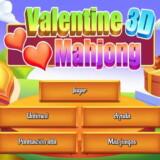 San Valentín Mahjong 3D