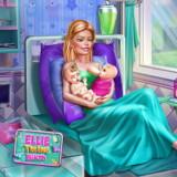 Ellie: Nacimiento de Gemelos