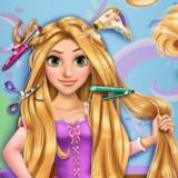 Cortes de Pelo y Peinados de Rapunzel