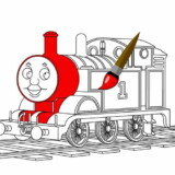 Pintar Trenes