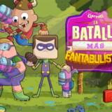 La Batalla Mas Fantabulistica