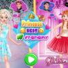Princesa Anna y Elsa – Mejores Amigas y Enemigas