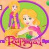 Moderno Día de Spa de Rapunzel