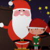 El Vuelo de Papá Noel