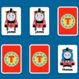 Memoria de Thomas y sus Amigos