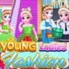 Moda Juvenil para Damas