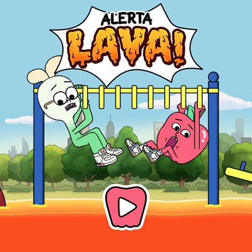 Alerta Lava