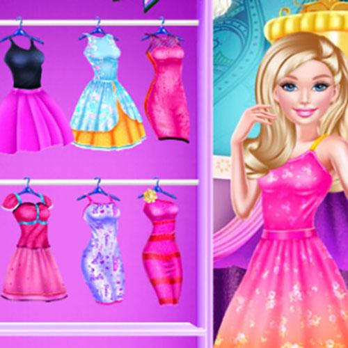Armario de Moda de Barbie