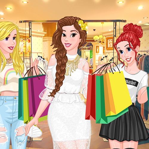 Princesa Adicta a las Compras de Moda