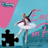 Rompecabezas de la Princesa Bailarina