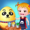 Divertidas Pascuas de Baby Hazel