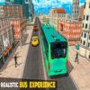 Simulador de autobús de pasajeros de la ciudad