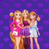 Ellie Las Princesas se Reúnen
