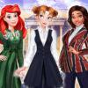 Regreso a la escuela de las Princesas al estilo Preppy