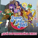 ¿Qué superheroína eres?