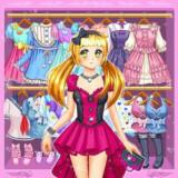 Vestidos de Anime Kawaii